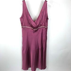 Antonio Melani NWT Town & Country Silk dress Sz 10